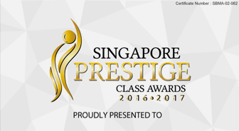 Singapore Prestige Class Awards
